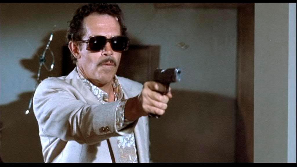 Warren Oates. Bennie en Quiero la cabeza de Alfredo García, de Sam Peckinhpah.