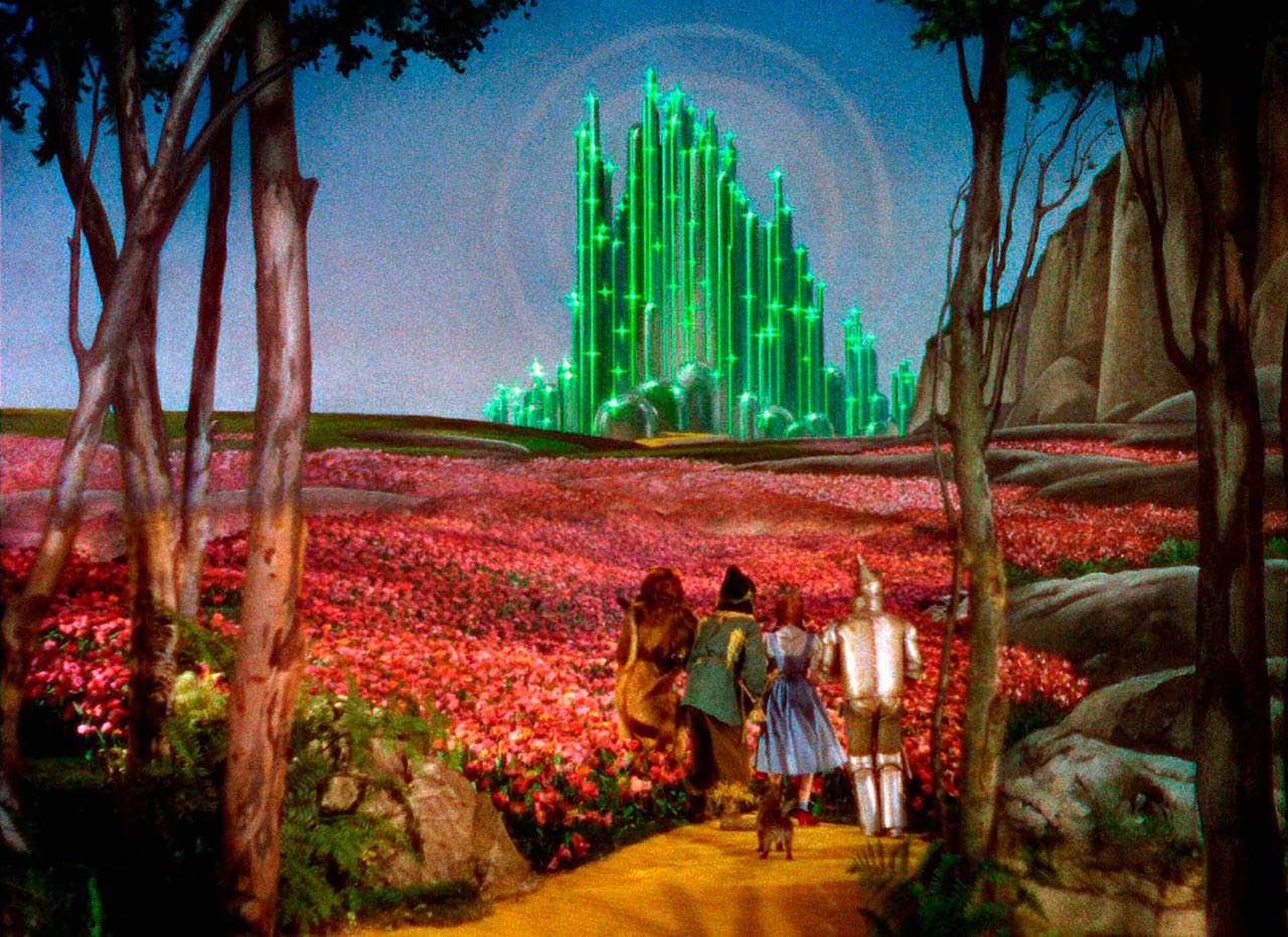 mago de oz wizard of oz