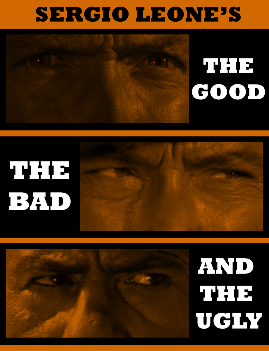 el bueno el feo y el malo il buono il brutto il cattivo the good the bad and the ugly