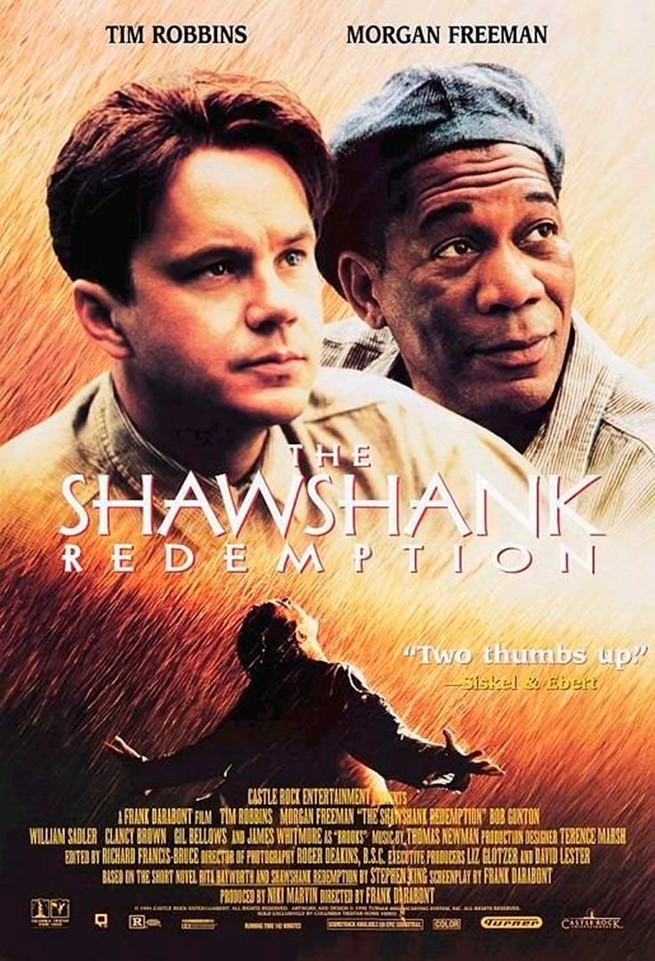 cadena perpetua poster shawshank redemption