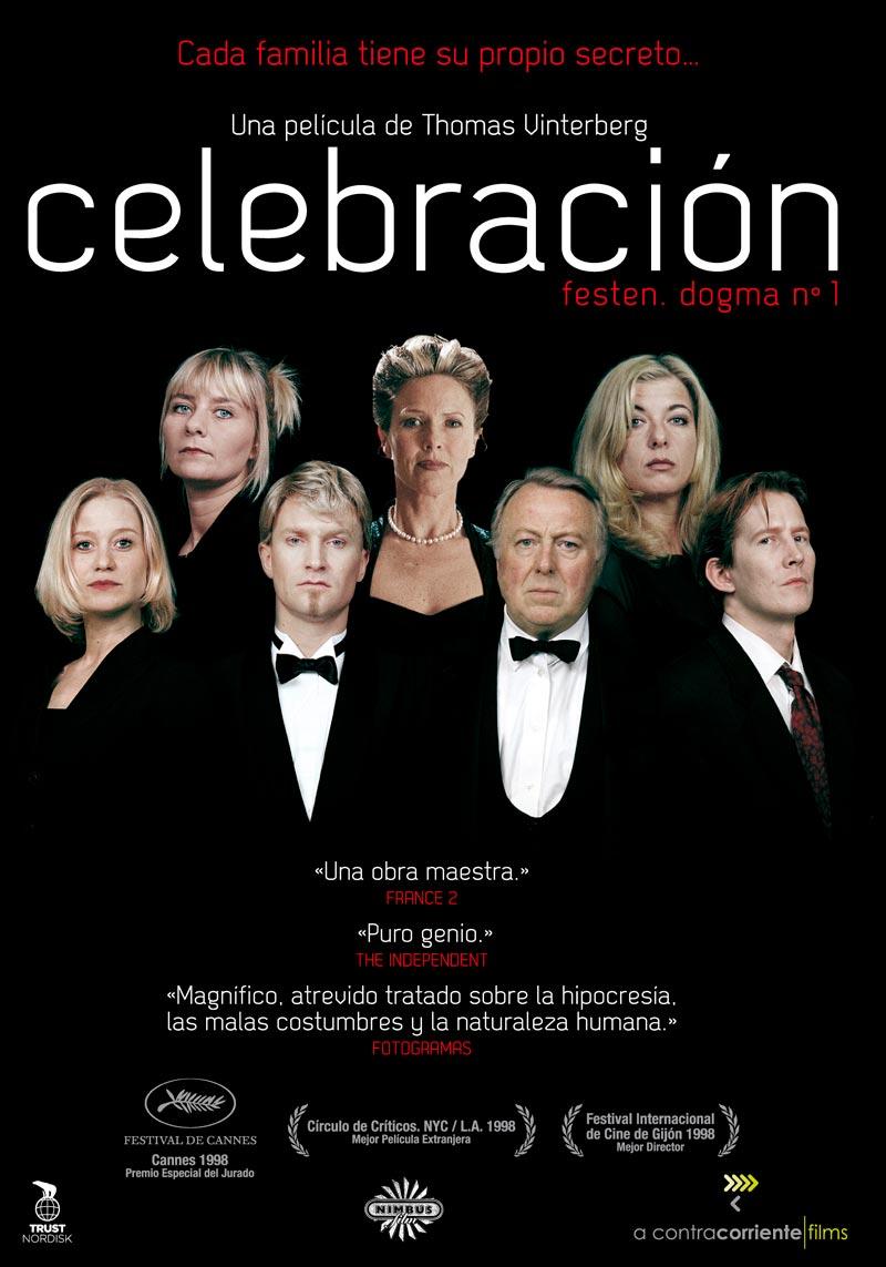 Celebración festen poster