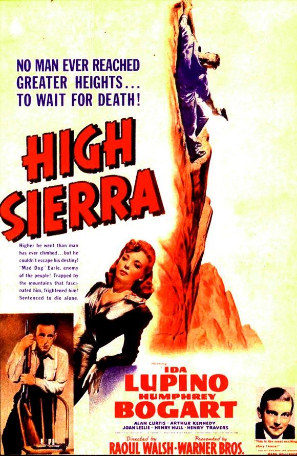 el último refugio high sierra poster