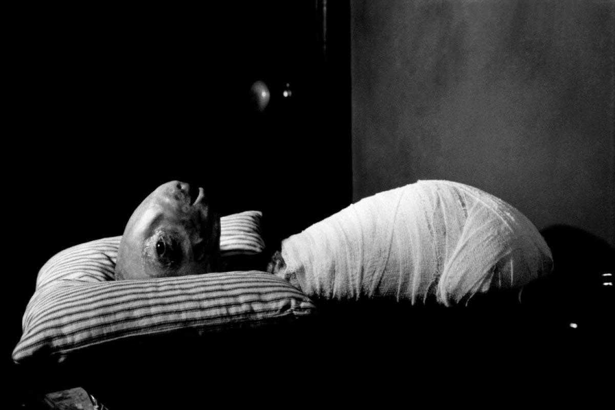 Eraserhead. El bebé deforme