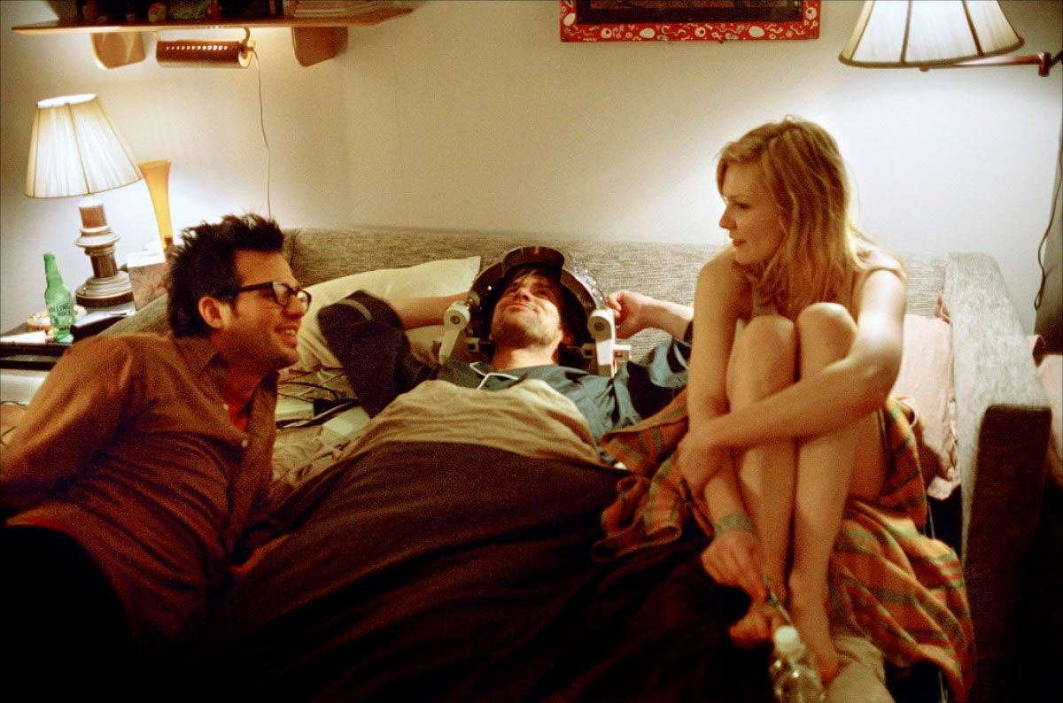 eternal sunshine of the spotless mind olvidate de mi jim carrey mark ruffalo kirsten dunst