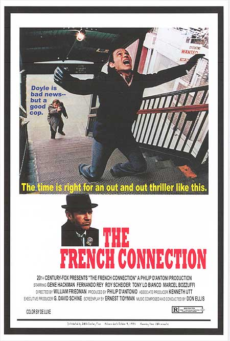 french connection poster