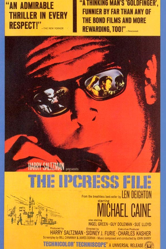 ipcress poster