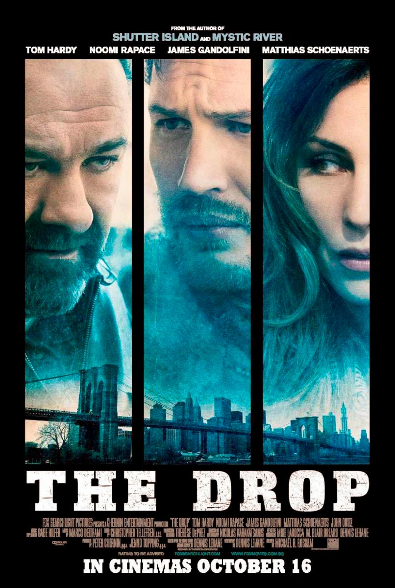 la entrega the drop poster
