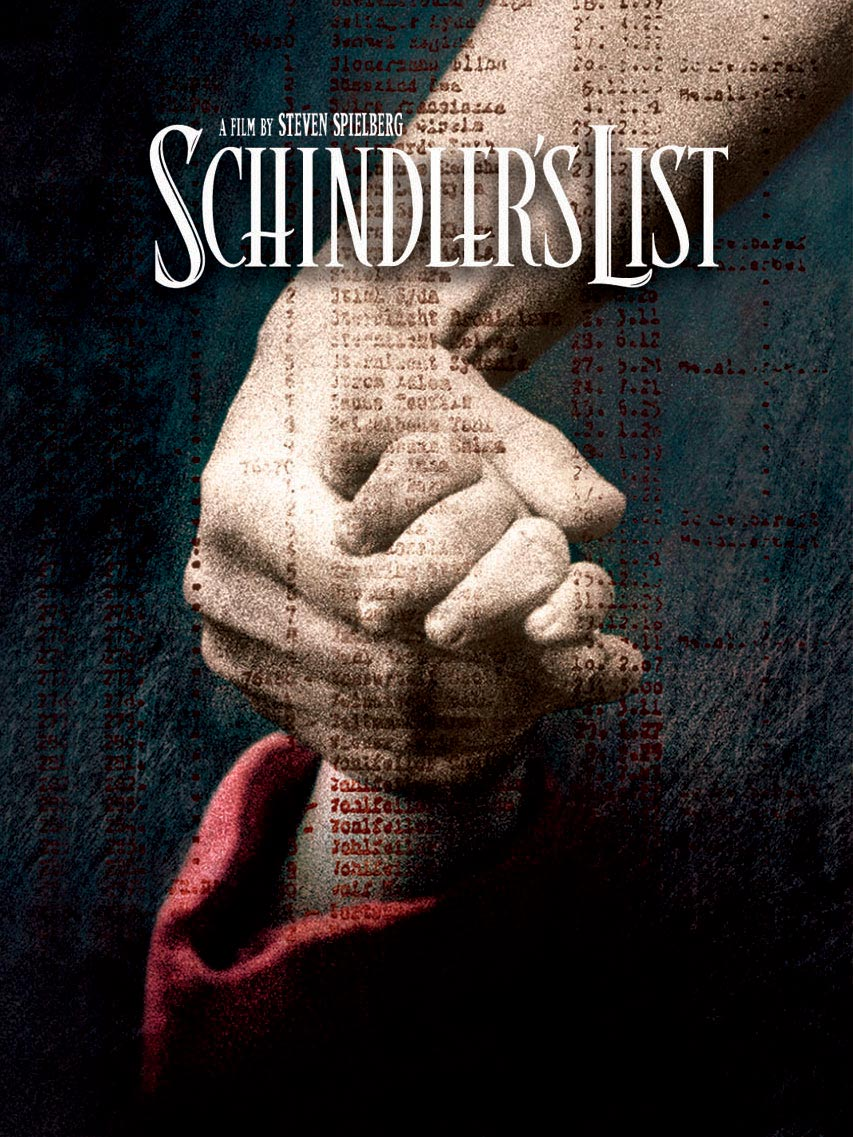 la lista de schindler schindler's list poster