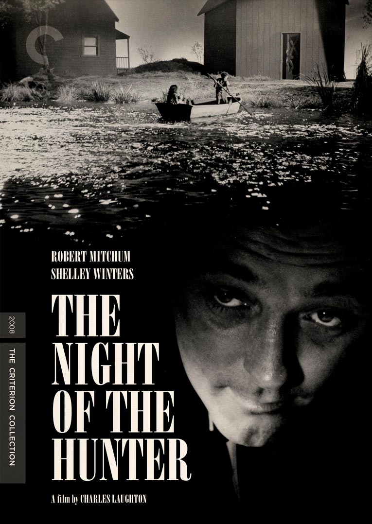 la noche del cazador the night of the hunter poster