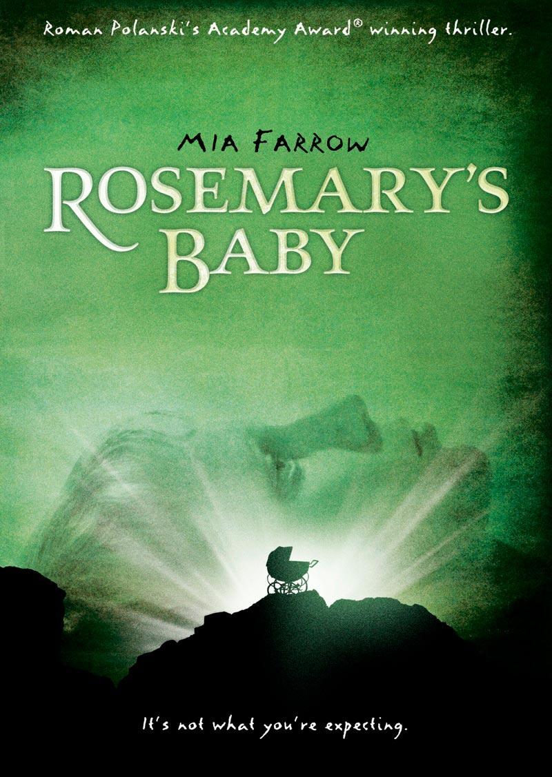 la semilla del diablo rosemary's baby poster
