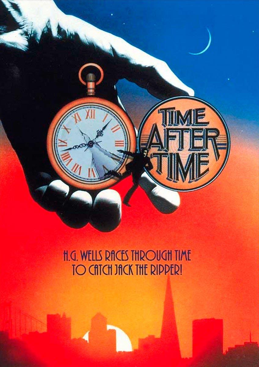 peliculas viajes en el tiempo