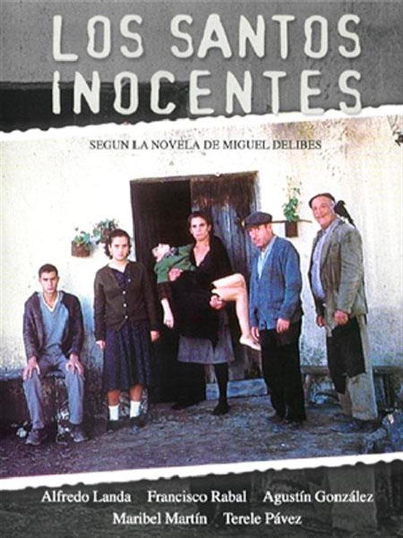 los santos inocentes poster