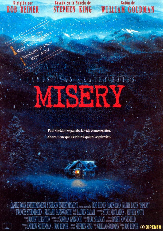 misery poster stephen king