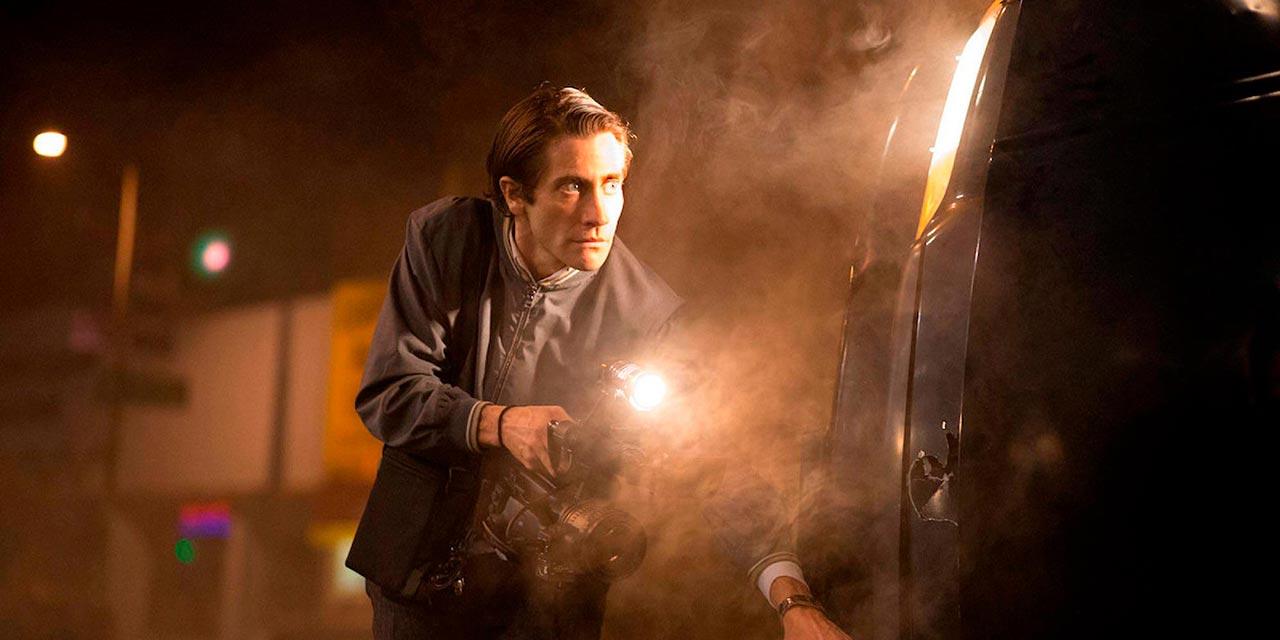 nightcrawler gyllenhaal