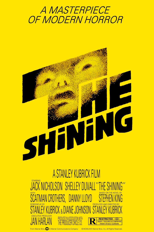 resplandor poster shining stephen king