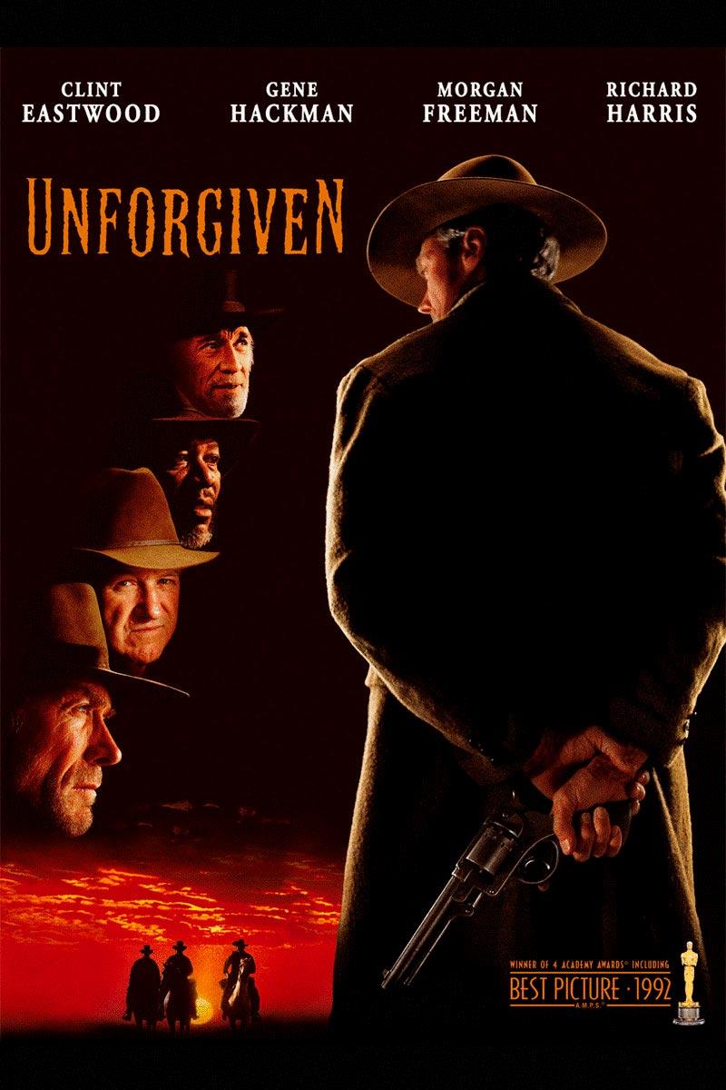 sin perdon unforgiven poster