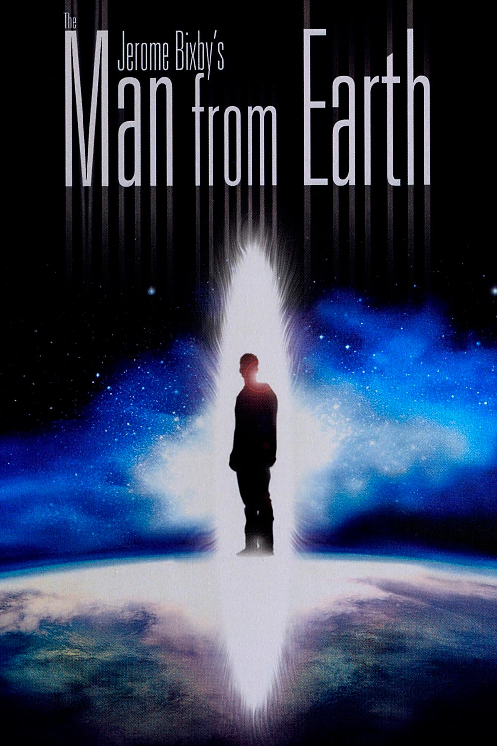 Cartel promocional de The Man from Earth