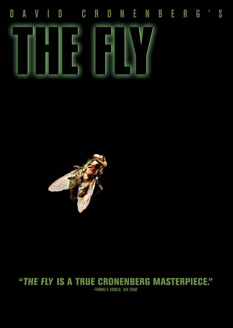 the fly la mosca cronenberg